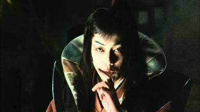 Kenji Sawada as Amakusa Shiro in the 1981 movie Makai Tensho